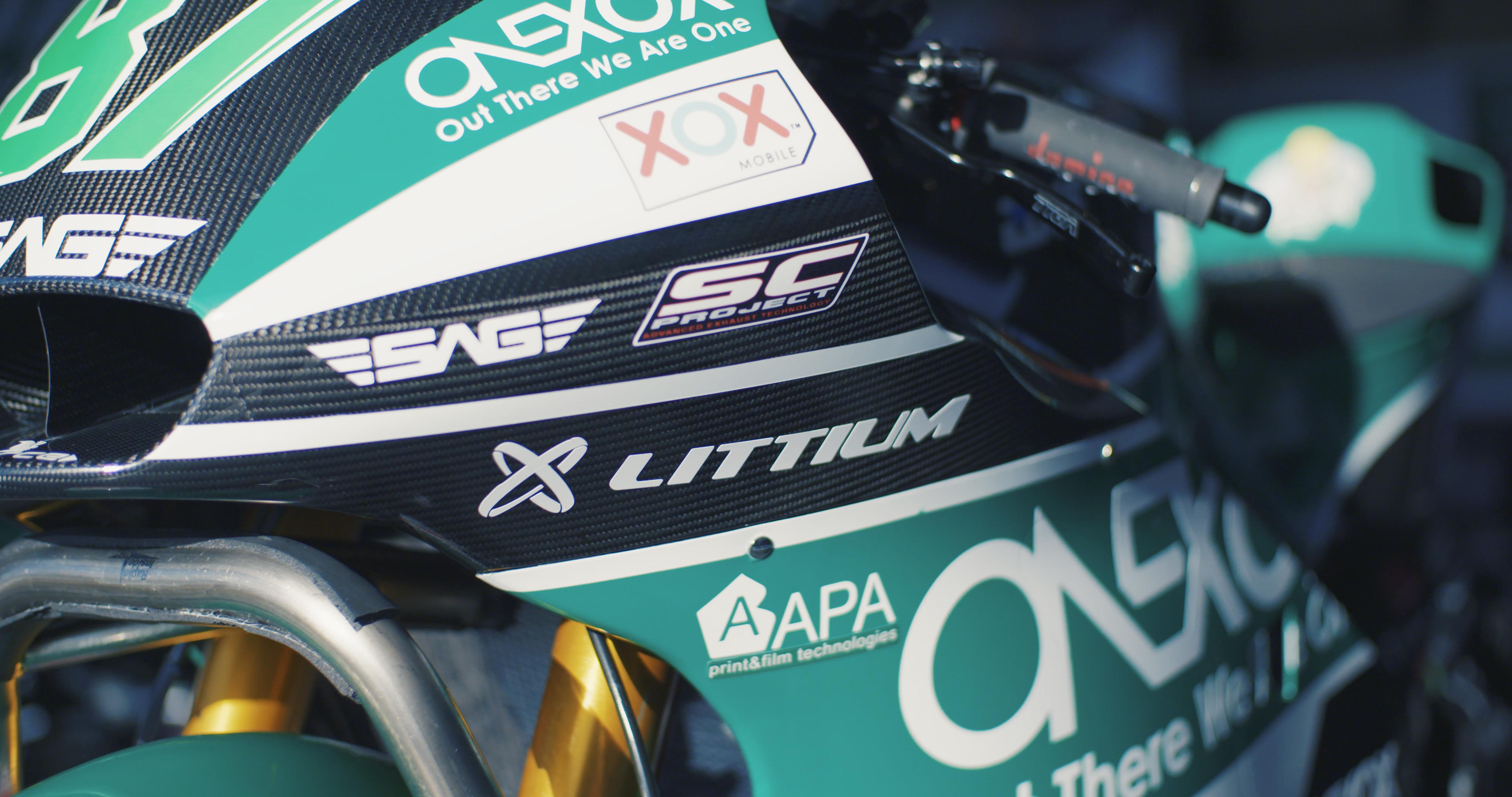 Littium by KAOS: las e-bikes toman el GP de España