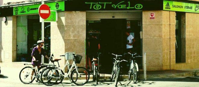 Tot Velo: pedalear en Menorca es pedalear en el paraíso