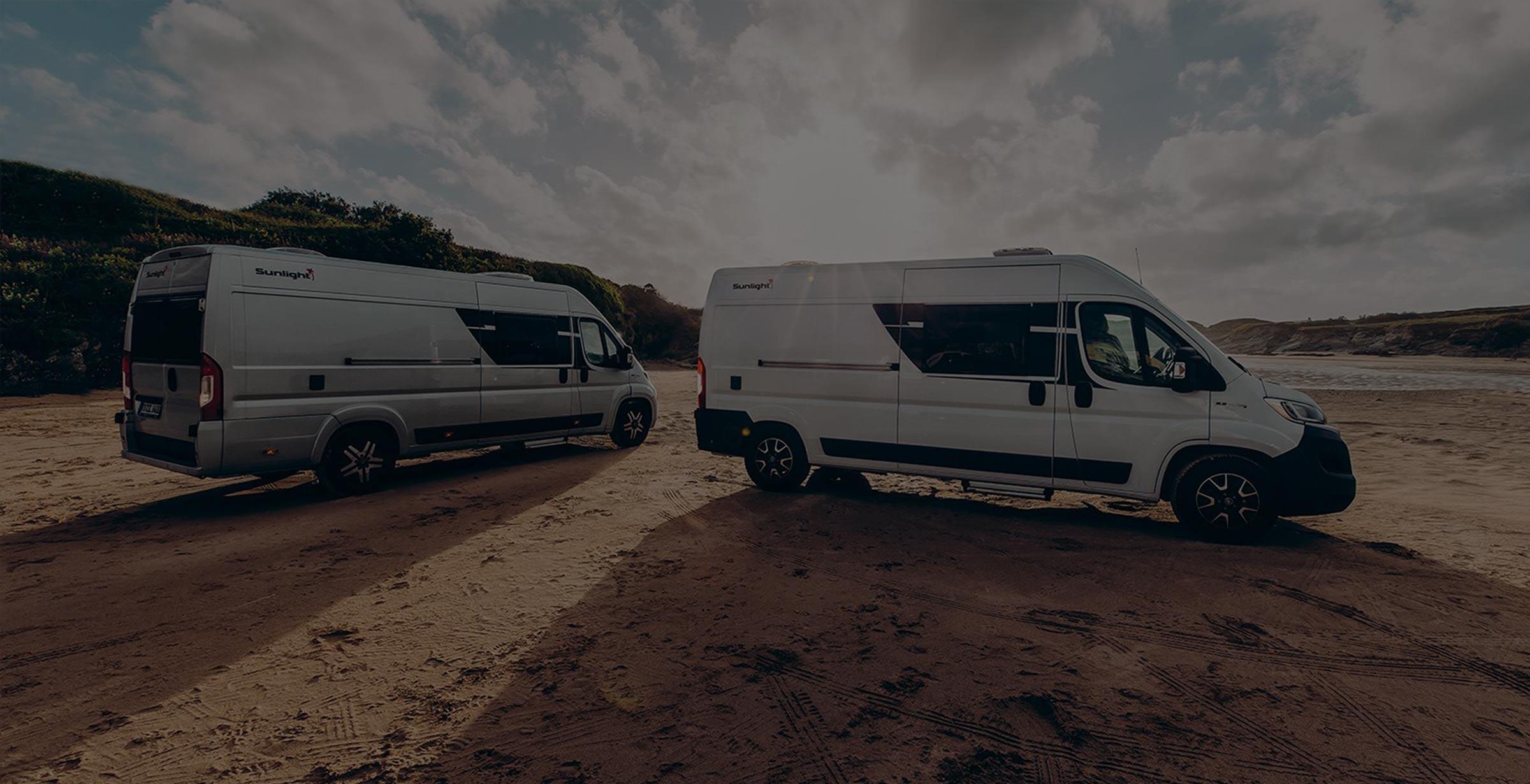 Hispavan: las mejores autocaravanas y e-bikes en medio del paraíso
