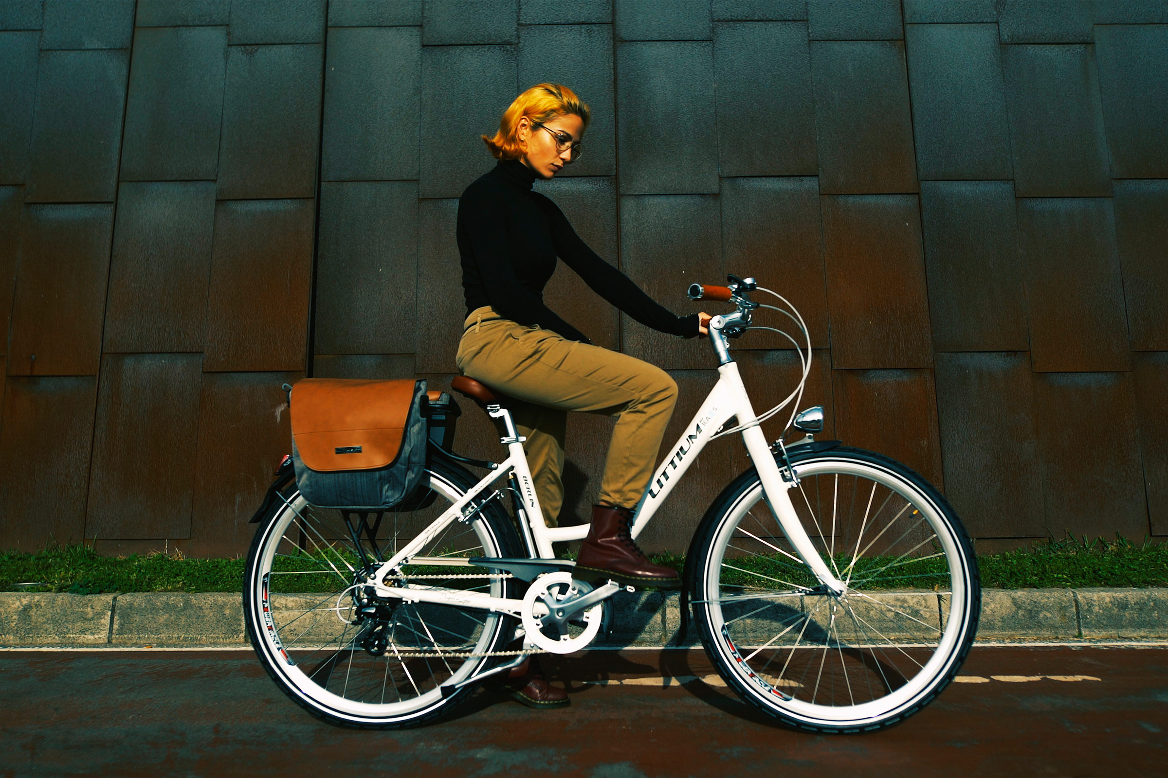 Littium Berlin Bicicleta eléctrica inteligente