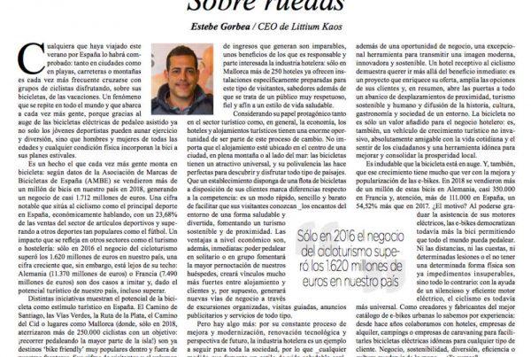 Editorial del periódico de CEHAT
