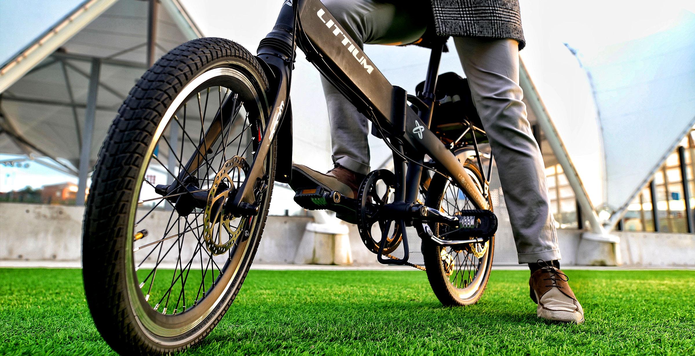 Littium Kaos y Maxima Bikes: el hogar de todos los ciclistas