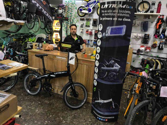 Biciretiro: el templo de la bici junto al pulmón de Madrid