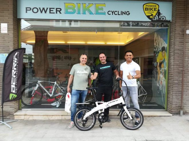 Power Bike Cycling se une a la familia Littium by KAOS