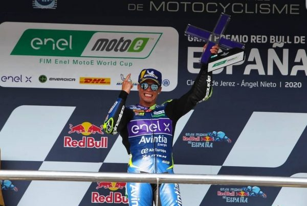 Eric Granado ganador GP España 2020