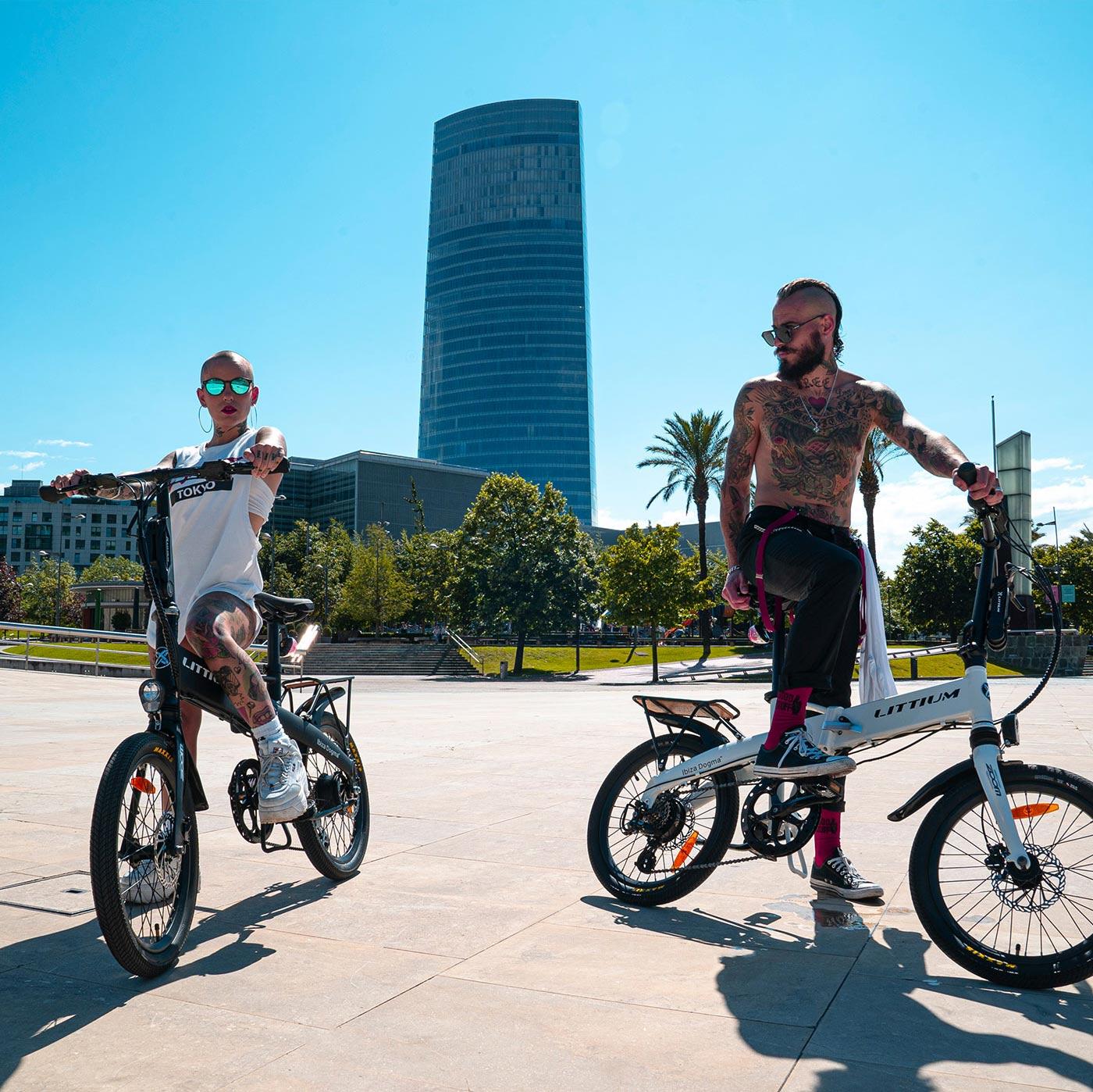 El futuro y la movilidad sostenible
