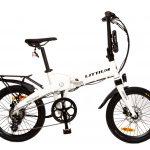 Littium Ibiza Dogma 03 bicicleta eléctrica plegable