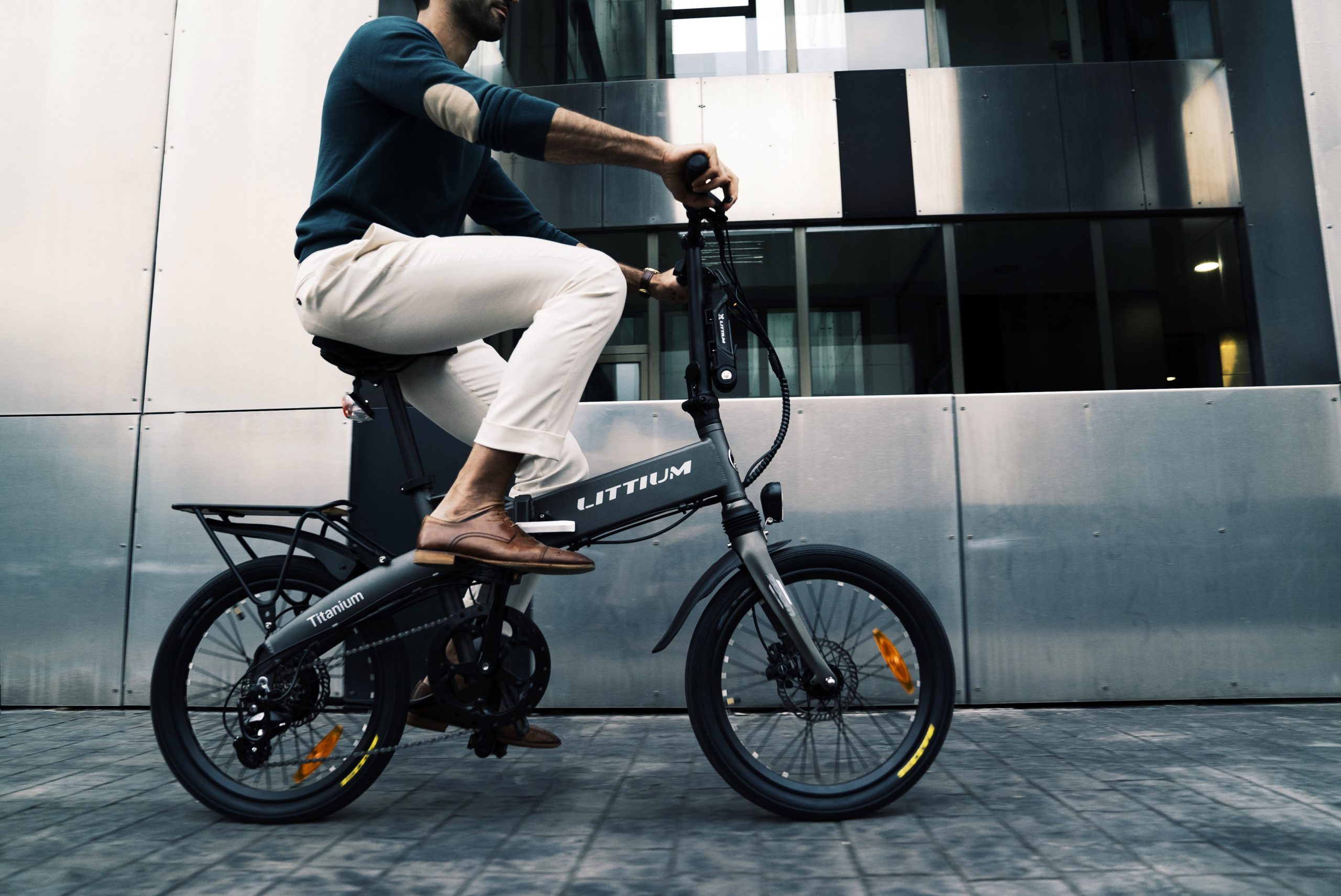Ebikes: movilidad sostenible, transporte inteligente