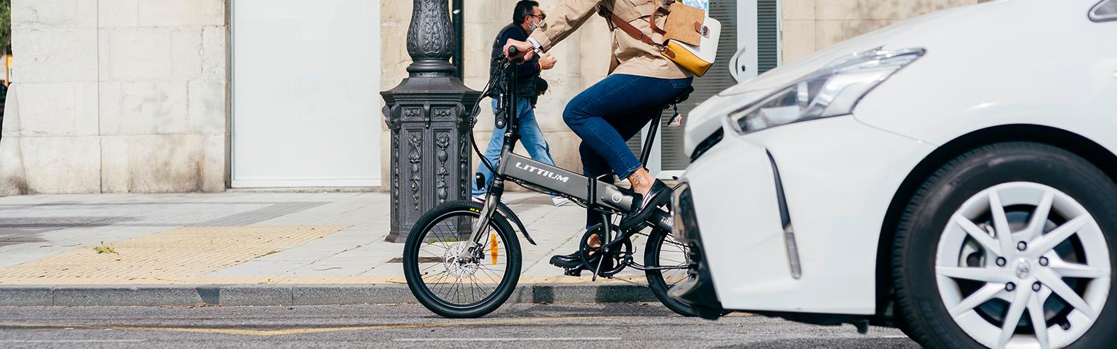 Nueva normativa para adelantar a los ciclistas