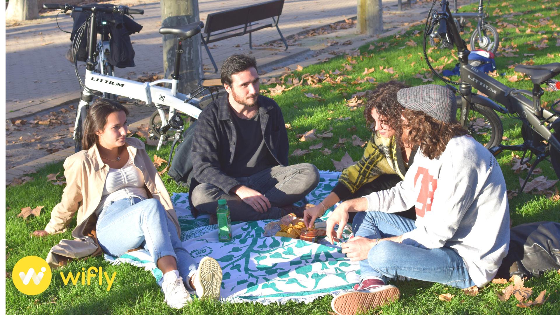 Wifly Mobility: renting de ebikes a la carta