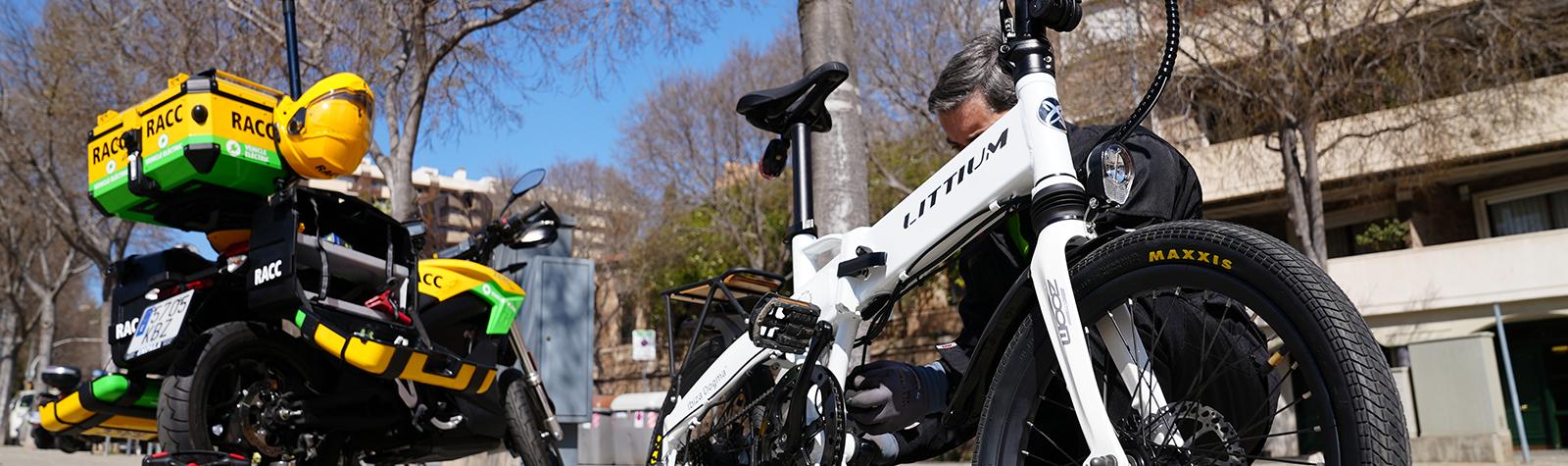 Littium y el RACC aseguran el futuro de la movilidad